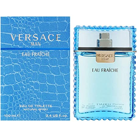 Versace Man Eau Fraiche Agua de Colonia - 100 ml
