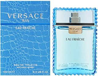 Versace Eau Fraiche by Versace for Men - Eau de Toilette, 100ml