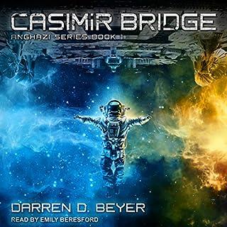 Casimir Bridge audiobook cover art