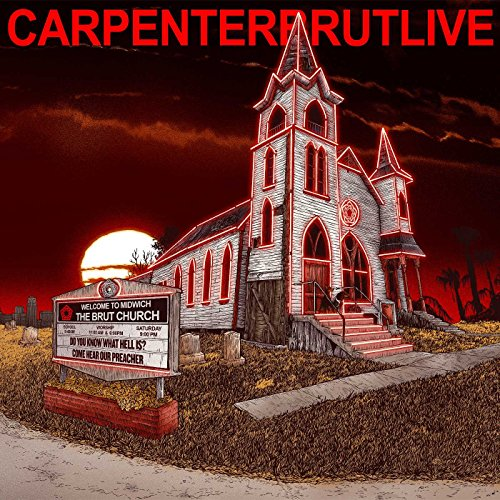 CARPENTERBRUTLIVE [2 LP]