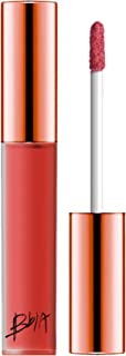 BBIA Last Velvet Lip Tint Flower Series, Lovely Coral Red (17 More Pleasant) 0.18 Ounce