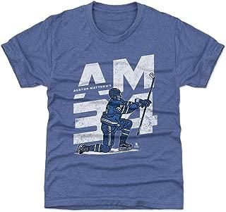 500 LEVEL Auston Matthews Toronto Hockey Kids Shirt - Auston Matthews AM34