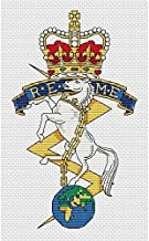 Princess Mary/'s RAF Nursing Service Badge Cross Stitch Design kit or chart