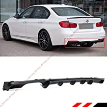 Best bmw f30 rear diffuser Reviews