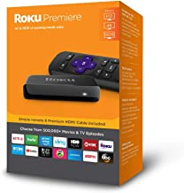 Roku Premiere | HD/4K/HDRStreaming Media Playerwith...