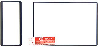 Screen Protector for Canon Eos 5D Mark iii Mk3 Mark 3 5d iii 3 5DSR 5DS,debous Optical Tempered Glass