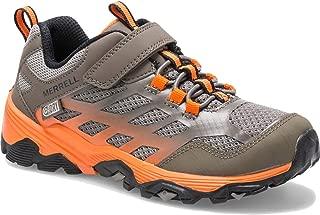 Merrell Kids' Moab FST Low a/C WTRPF Hiking Shoe