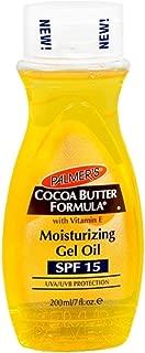 Palmer's Cocoa Butter Formula Moisturizing Gel Oil SPF, 15 7 oz (Pack of 3)