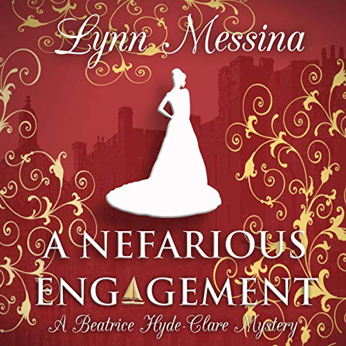 A Nefarious Engagement: A Regency Cozy cover art