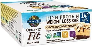 Garden of Life Organic Fit Bar Chocolate Coconut Almond (12 per carton)