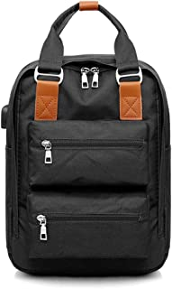 chinatera Travel Laptop Backpack, Business Anti Theft Travel Computer Bag with USB Charging Port for Women and Men