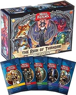 Hero Realms Bundle: Ruin of Thandar Plus Character Packs
