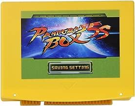 Yang Arcade Jamma Board Pandora's Box 5S 999 Games Multi Game Arcade Machine Accessory DIY Kit Part Jamma PCB Classic Vintage Video Game Board, LCD and CRT VGA and CGA Part Pandora's Box 5S
