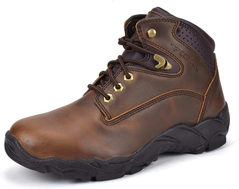 CONDOR Idaho Men's 6  Steel Toe Work Boot