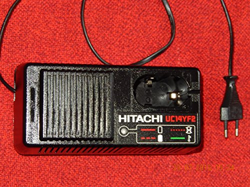 Hitachi Koki Ladegerät UC 14YF2, Gebrauchtes Gerät in sehr gutem Zustand fast neuwertig