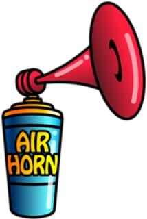 Reggae Airhorn!