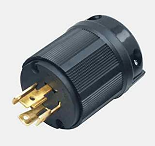 3 Phase, Power Locking NEMA L19-20P Twist-Lock Plug 20A 277/480V (ETA:7-12 Work Days)