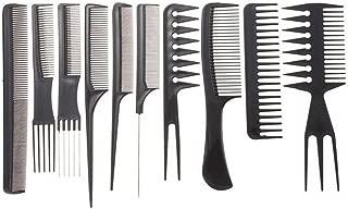 TRIXES Set de peluquería de 10 piezas