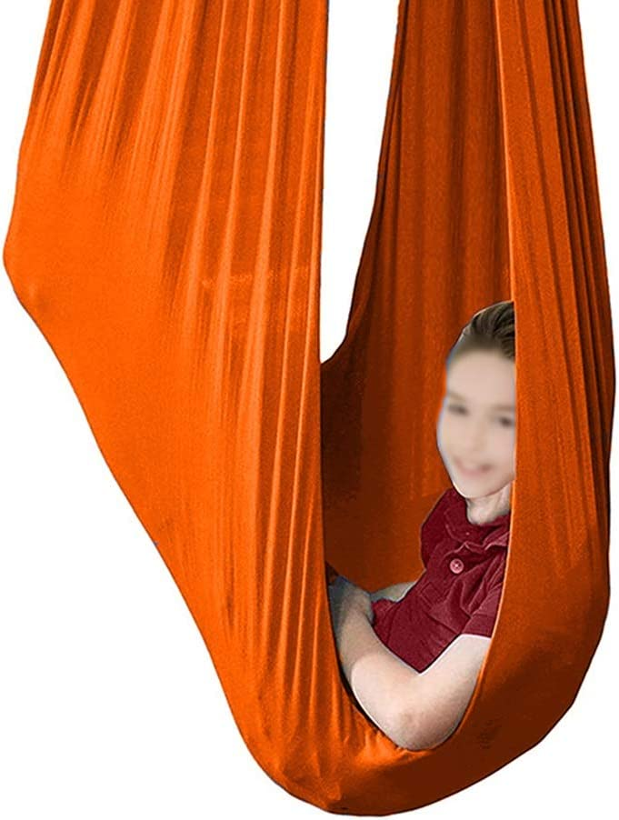 LHHL Ranking TOP1 Indoor Swings with Stand online shopping Sensory Set Hammock Cuddle Therapy
