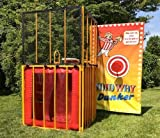 Dunk Tank - Space Saver - Collapsible Dunk Tank - Portable Dunk Tank - Dunking Booth