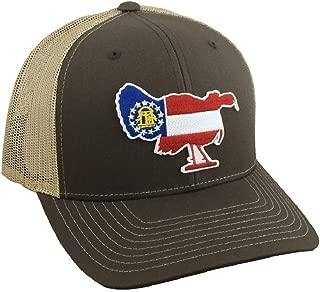 Dixie Fowl Company GA Gobbler - Adjustable Cap