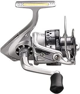 Tanfishes 100% Navigator 1500-6500 Series Spinning Fishing Reel 7BB/5.1:1 V-Shaped Spool Carp Reels Molinete para Pesca Carretilha