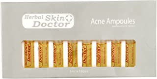Herbal Skin Doctor Acne and Pimples Face Ampoules (3 ml)-10 Pieces
