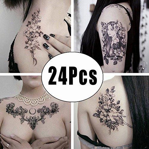 La mejor comparación de Tattoo Mujer disponible en línea. 6