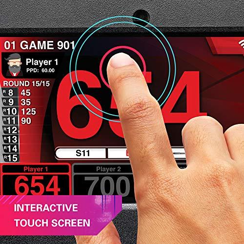 Target Darts Nexus Dartboard mit Online-Funktionen - 6