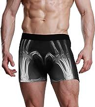DEZIRO Hand Skull mannen Sport Boxer kort ondergoe...