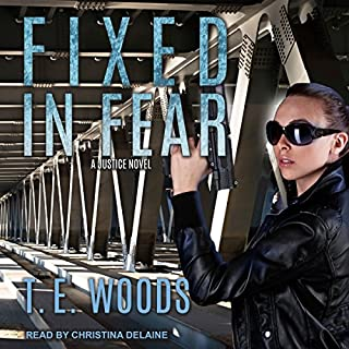 Fixed in Fear audiobook cover art