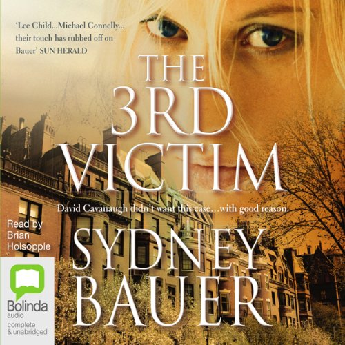 The 3rd Victim cover art