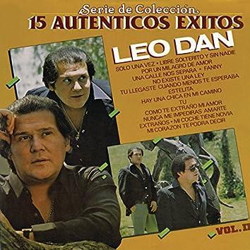 15 Auténticos Éxitos Leo Dan