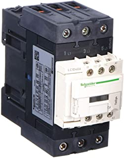 SCHNEIDER ELECTRIC Tesys D 3P Everlink Ac Contactor Ac3 40-Amp Iec LC1D40AB7 Busway Straight Length 10Ft 3000A Indoor