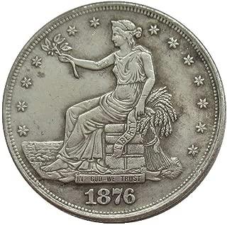 Best 1876 trade dollar Reviews