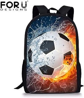 6762C Children Primary School Bags for Boys Girls Schoolbag Teenager Orthopedic Backpack Bookbags Foot Ball Printed Kids