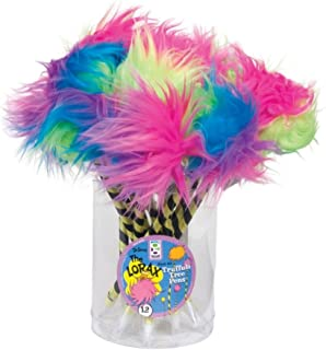 Raymond Geddes Dr. Seuss Truffula Tree Pen, 12 Pack (69384)