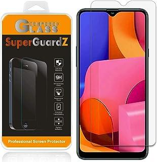 [عبوة من 3 قطع] لواقي شاشة Samsung Galaxy A10s من الزجاج المقسى، SuperGuardZ، 9H، 0. 3 مم، مضاد للخدش، مضاد للفقاعات، مضاد...