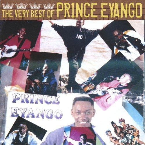 The Very Best of Prince Eyango :Double Album