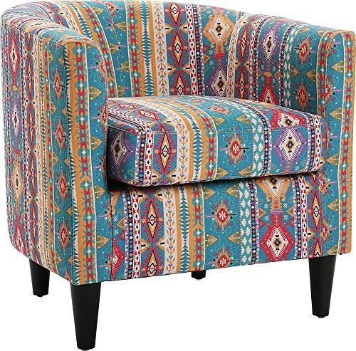 Versa Malik strijkstoel, meerkleurig, eenheidsmaat