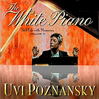 The White Piano audiobook cover art