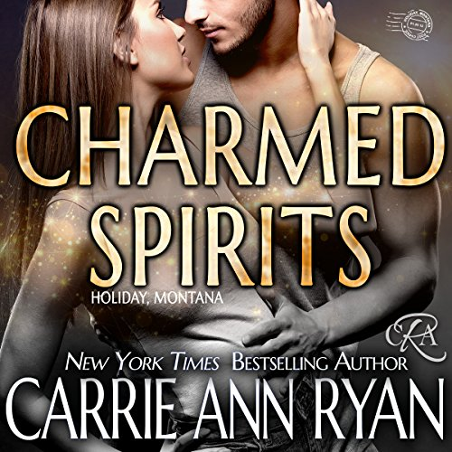 Charmed Spirits audiobook cover art