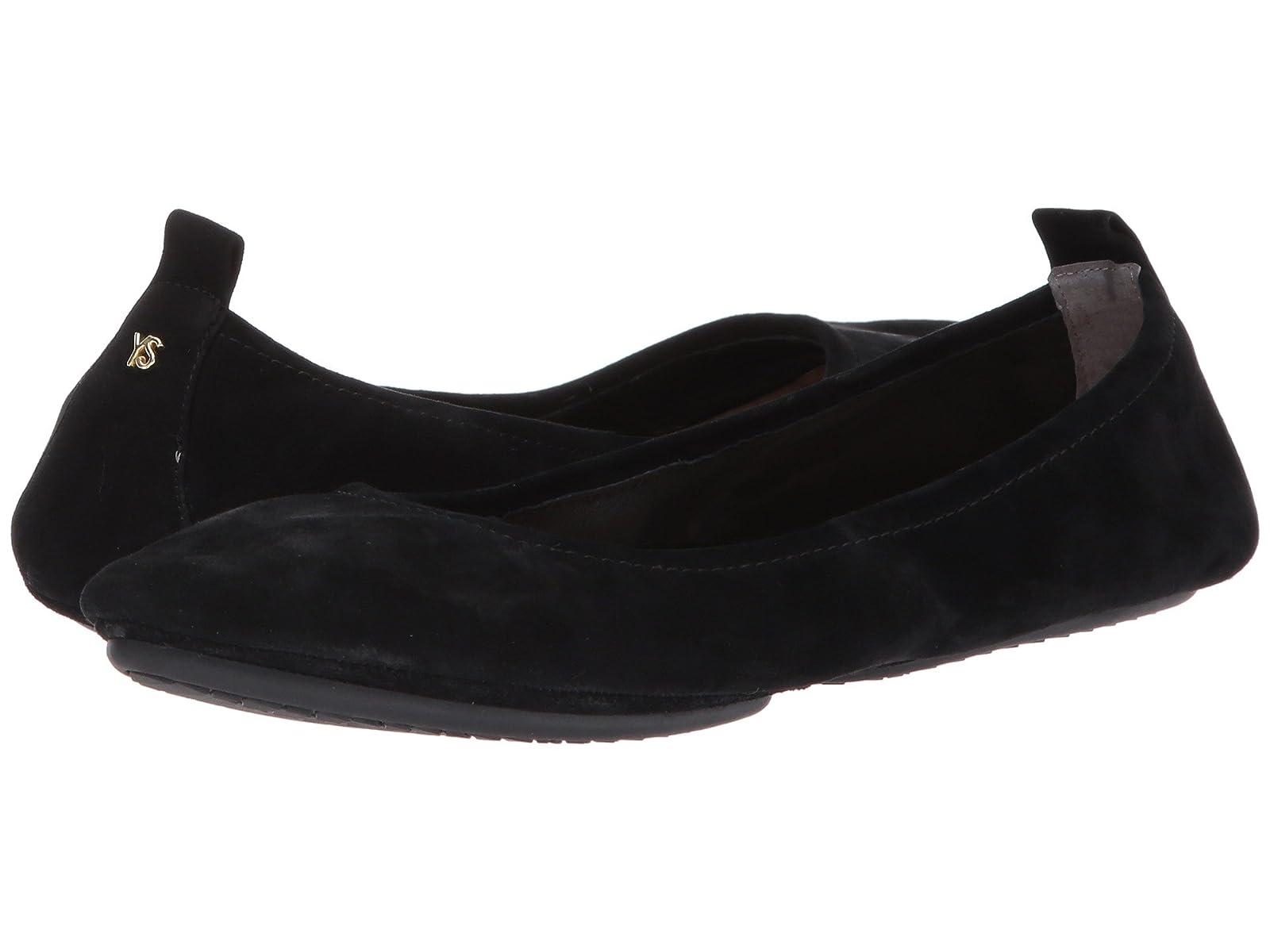 Yosi Samra Vienna 2 FlatAtmospheric grades have affordable shoes