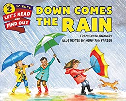 Down Comes the Rain (Let's-Read-and-Find-Out Science 2) by [Franklyn M. Branley, Mary Ann Fraser]