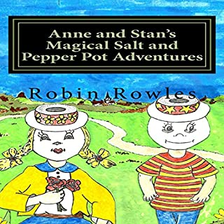Anne and Stan's Magical Salt and Pepper Pot Adventures cover art