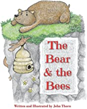 The Bear & the Bees: A Story and Coloring Book