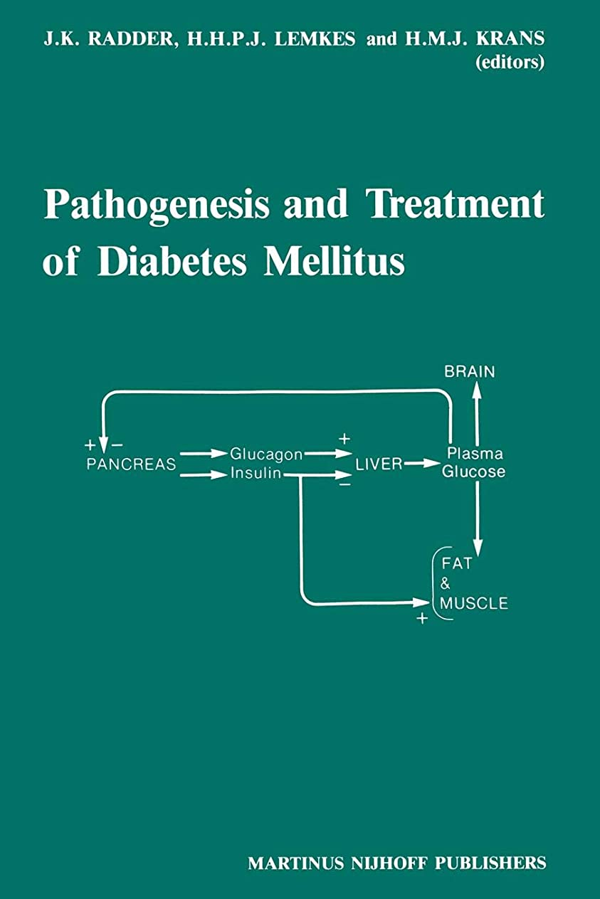 憎しみ肌寒い眠りPathogenesis and Treatment of Diabetes Mellitus