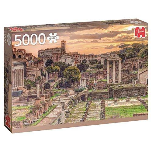 Jumbo - 18592 -  Forum Romanum, Roma - 5000 Pezzi
