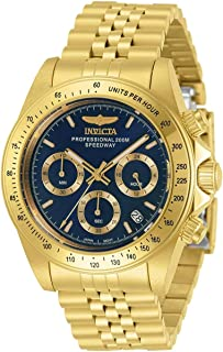 invicta Men's 30999 Speedway Quartz Chronograph Blue Dial Watch
