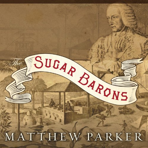The Sugar Barons audiobook cover art